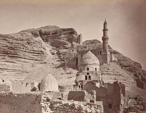 Mausolée Shahin al-Khalawati sur la colline d'al-Muqattam