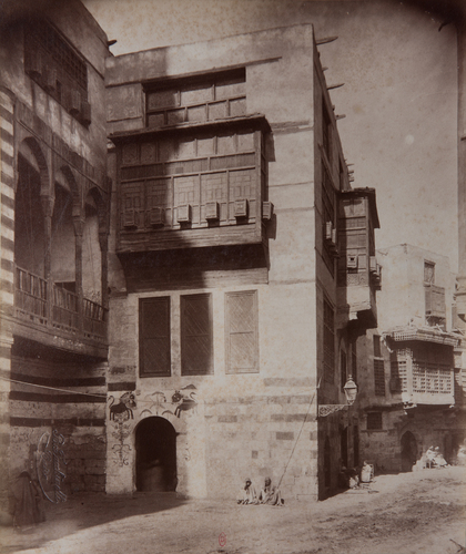 Maison Ahmad katkhuda al-Razzaz
