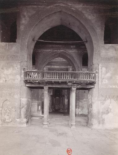 Dikka de la mosquée Ibn Tulun