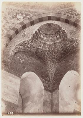 Coupole du mausolée al-Fadawiyya