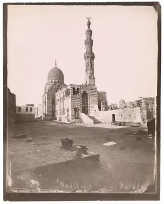 Mausolée de Qaytbay (cimetière nord)