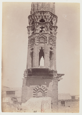 Minaret de la zaouïa al-Hunud