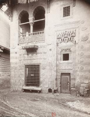 Façade du sabil-kuttab 'Ali bey al-Dumyati