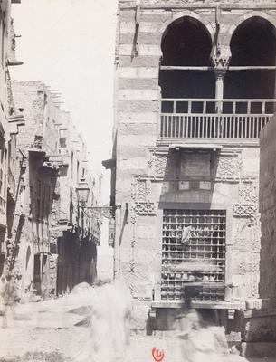 Façade du sabil-kuttab Hasan agha Kukliyan