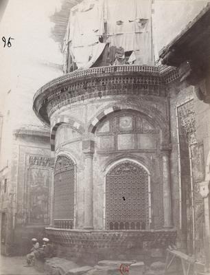 Vue extérieure du sabil-kuttab Ruqayya Dudu
