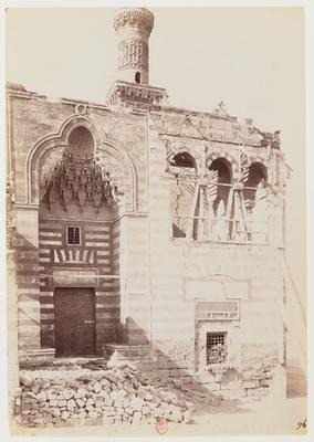 Complexe funéraire du sultan Farag ibn Barquq