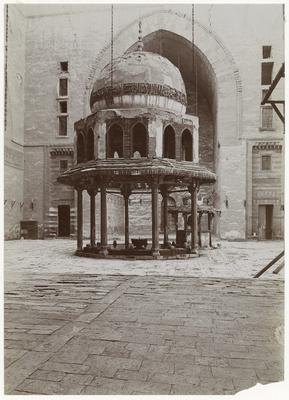 Fontaines aux ablutions de la madrasa al-sultan Hasan