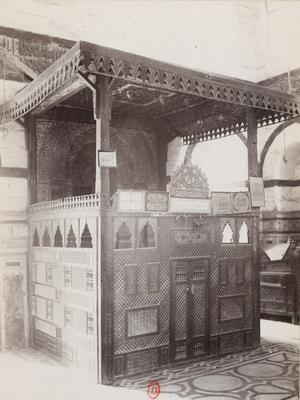 Cénotaphe du Sultan Qaytbay