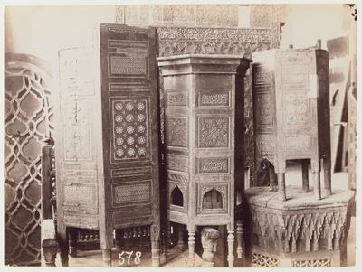 Trois meubles à Coran